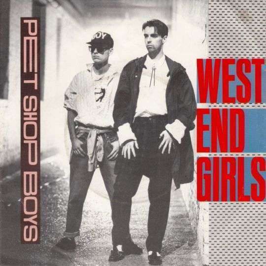 Coverafbeelding West End Girls - Pet Shop Boys