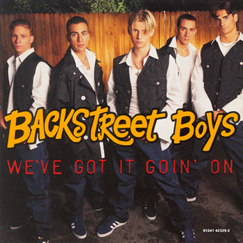 Coverafbeelding We've Got It Goin' On - Backstreet Boys