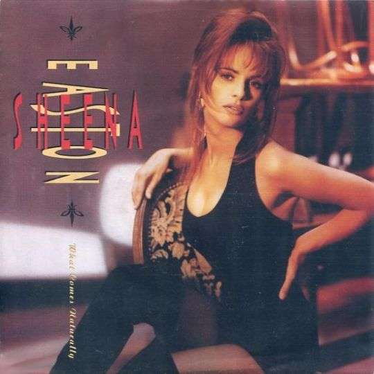 Coverafbeelding Sheena Easton - What Comes Naturally
