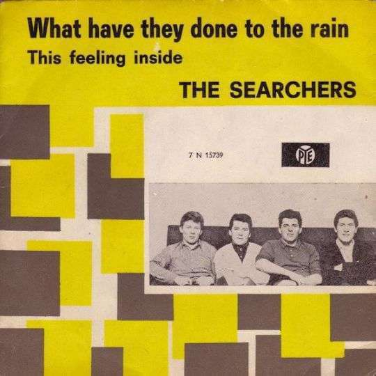 Coverafbeelding What Have They Done To The Rain - The Searchers