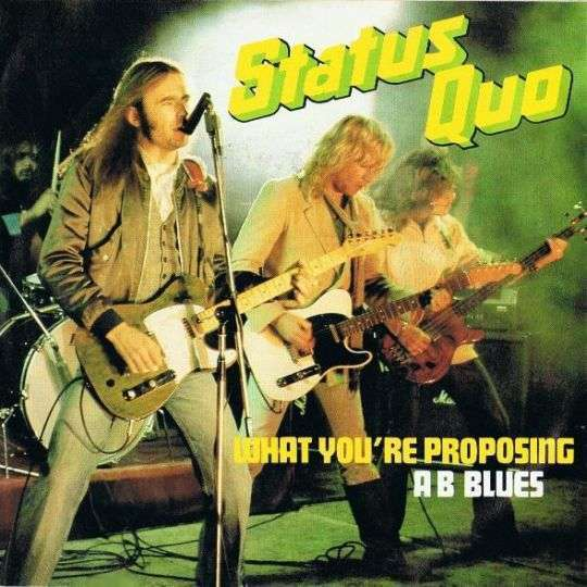 Coverafbeelding What You're Proposing - Status Quo