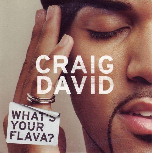 Coverafbeelding Craig David - What's Your Flava?