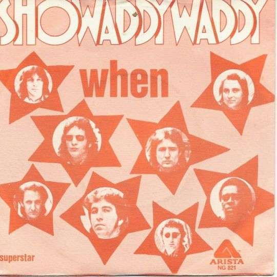 Coverafbeelding When - Showaddywaddy