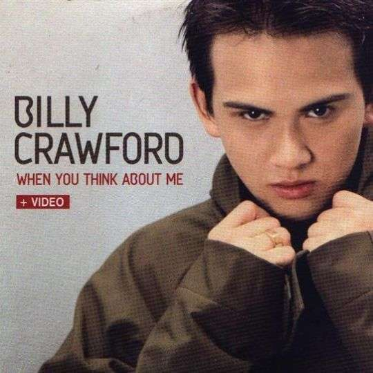 Coverafbeelding Billy Crawford - When You Think About Me