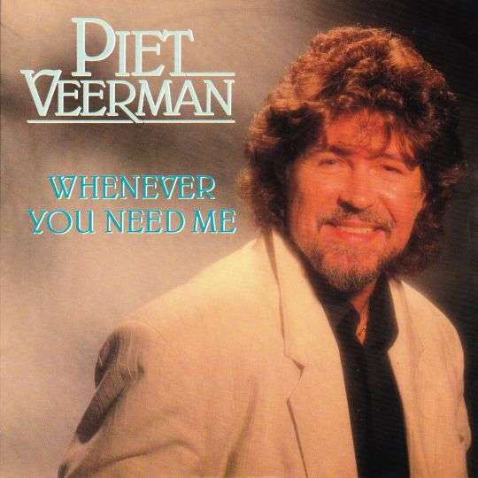 Coverafbeelding Whenever You Need Me - Piet Veerman