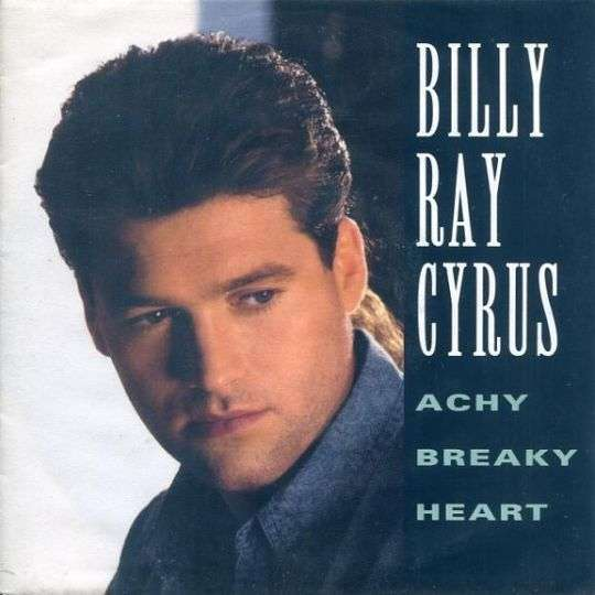 Coverafbeelding Achy Breaky Heart - Billy Ray Cyrus