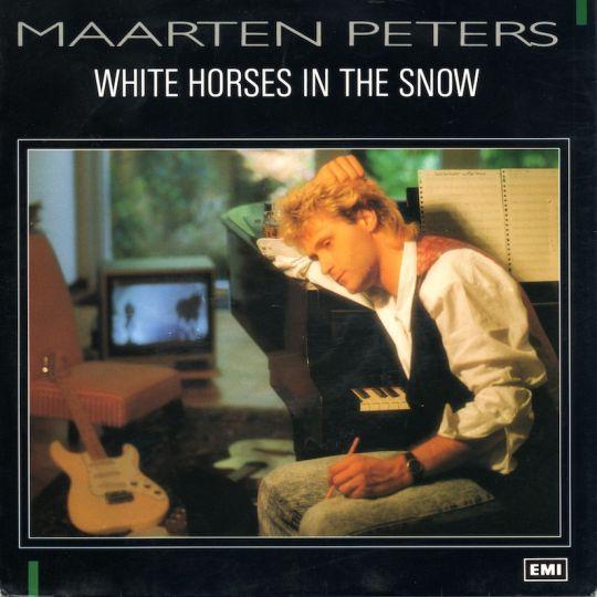 Coverafbeelding Maarten Peters - White Horses In The Snow