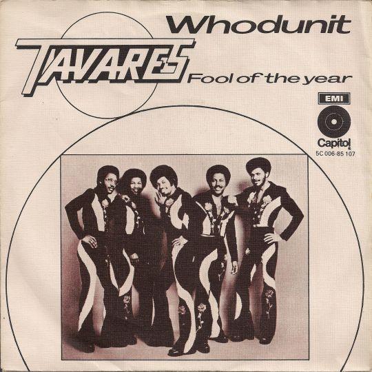 Coverafbeelding Whodunit - Tavares