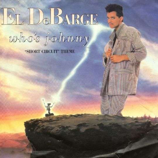 "Coverafbeelding Who's Johnny - ""short Circuit"" Theme - El Debarge"