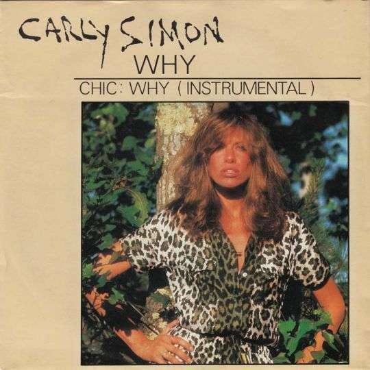 Coverafbeelding Why - Carly Simon