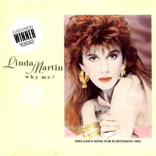 Coverafbeelding Linda Martin - Why Me?
