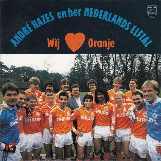 Coverafbeelding Wij Houden Van Oranje - André Hazes En Het Nederlands Elftal