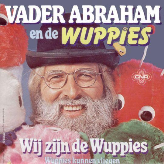 Coverafbeelding Wij Zijn De Wuppies - Vader Abraham En De Wuppies