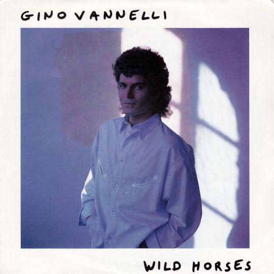 Coverafbeelding Wild Horses - Gino Vannelli