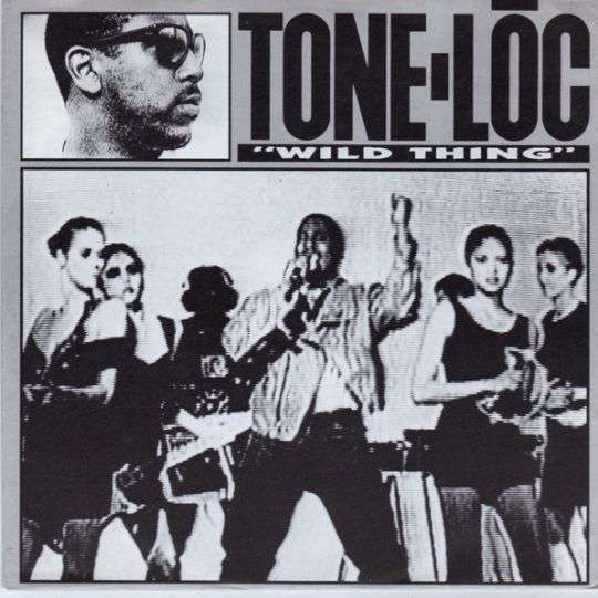 Coverafbeelding Wild Thing - Tone Lōc