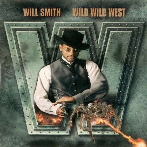 Coverafbeelding Wild Wild West - Will Smith