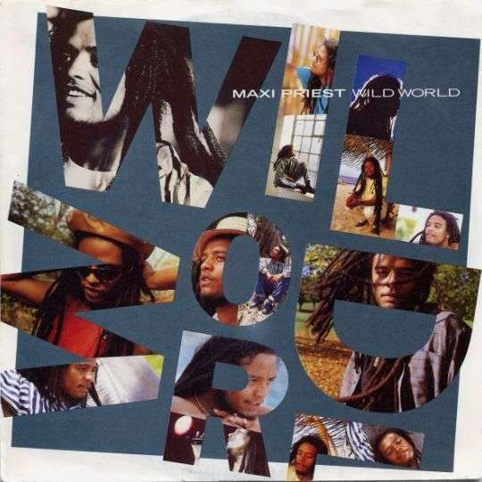 Coverafbeelding Wild World - Maxi Priest