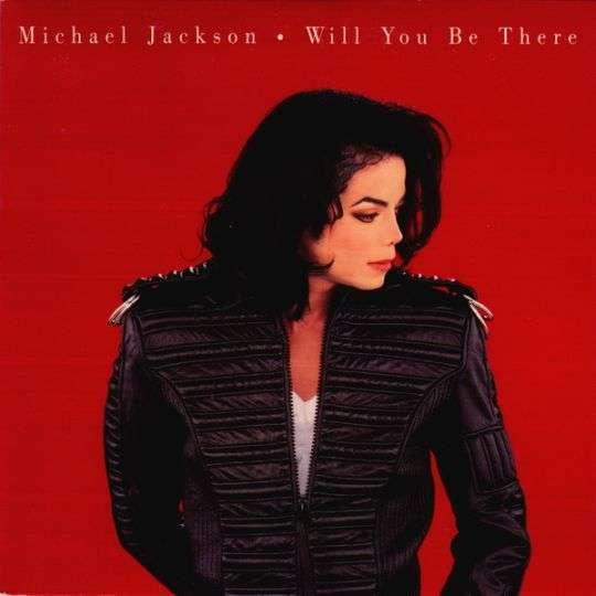 Coverafbeelding Will You Be There - Michael Jackson