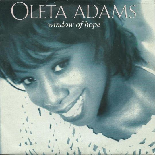 Coverafbeelding Window Of Hope - Oleta Adams