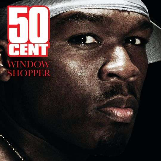Coverafbeelding 50 Cent - Window Shopper
