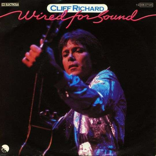 Coverafbeelding Cliff Richard - Wired For Sound