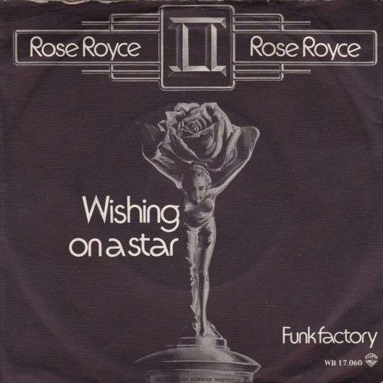 Coverafbeelding Wishing On A Star - Rose Royce