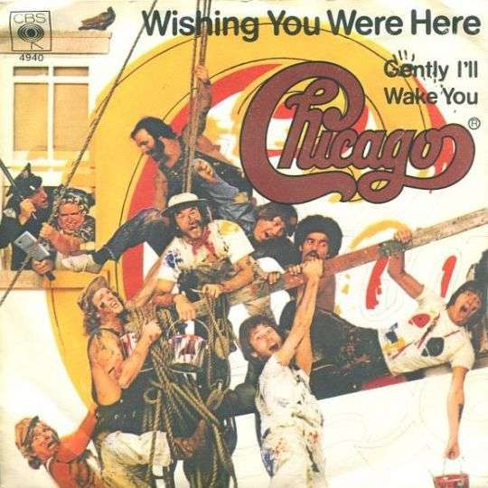 Coverafbeelding Wishing You Were Here - Chicago