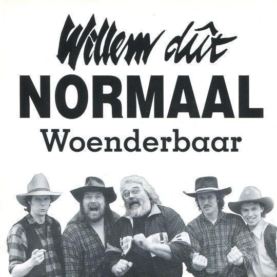Coverafbeelding Woenderbaar - Willem Dût Normaal