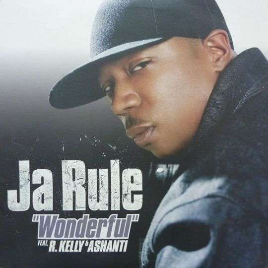 Coverafbeelding Ja Rule feat. R. Kelly & Ashanti - Wonderful