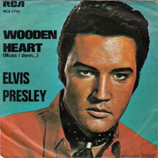 Coverafbeelding Wooden Heart (Muss I Denn...) - Elvis Presley