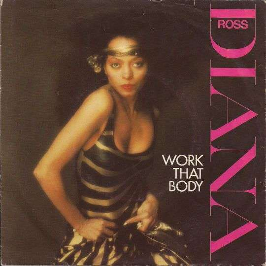 Coverafbeelding Work That Body - Diana Ross