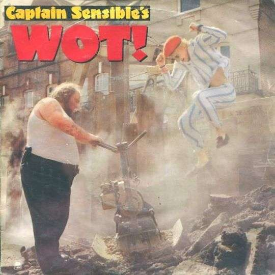 Coverafbeelding Captain Sensible - Wot!