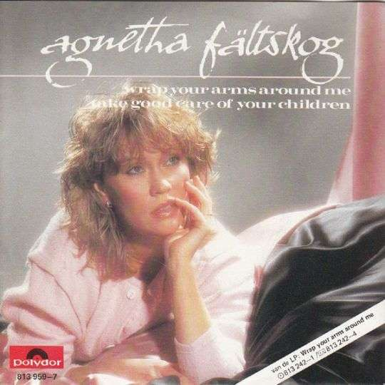 Coverafbeelding Agnetha Fältskog - Wrap Your Arms Around Me