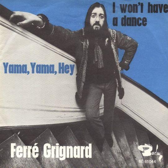 Coverafbeelding Yama, Yama, Hey - Ferré Grignard