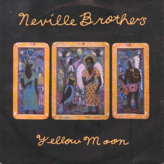 Coverafbeelding Neville Brothers - Yellow Moon