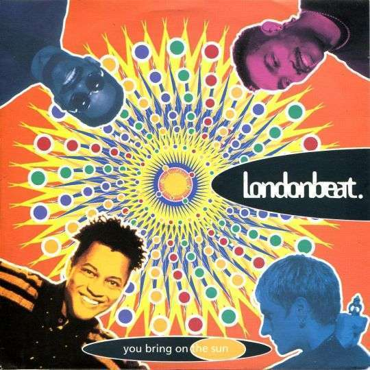 Coverafbeelding Londonbeat - You Bring On The Sun
