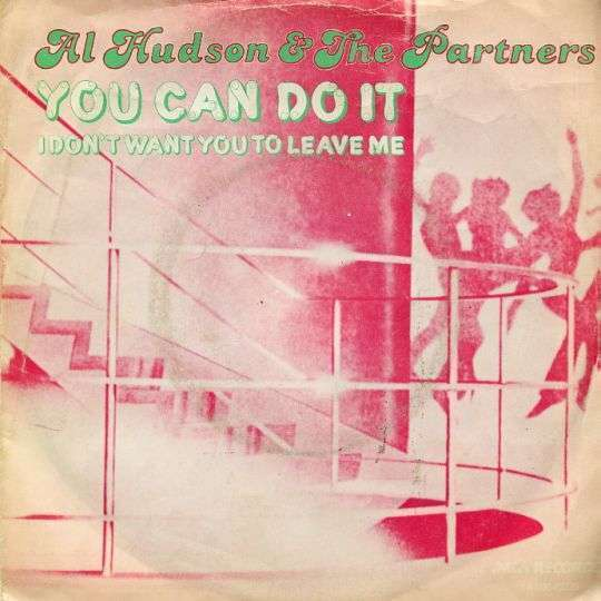 Coverafbeelding You Can Do It - Al Hudson & The Partners