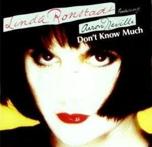 Coverafbeelding Don't Know Much - Linda Ronstadt Featuring Aaron Neville
