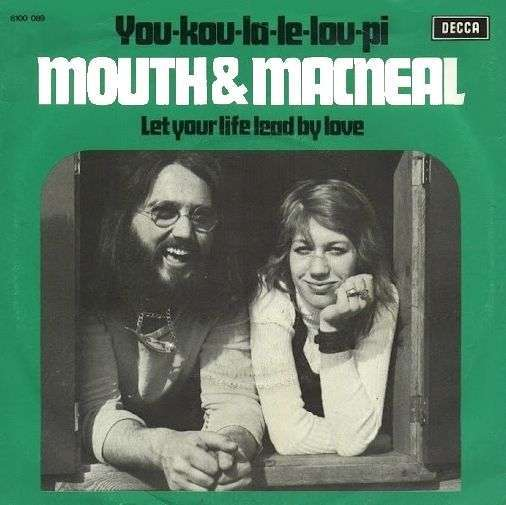 Coverafbeelding Mouth & MacNeal - You-Kou-La-Le-Lou-Pi
