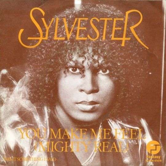Coverafbeelding Sylvester - You Make Me Feel (Mighty Real)