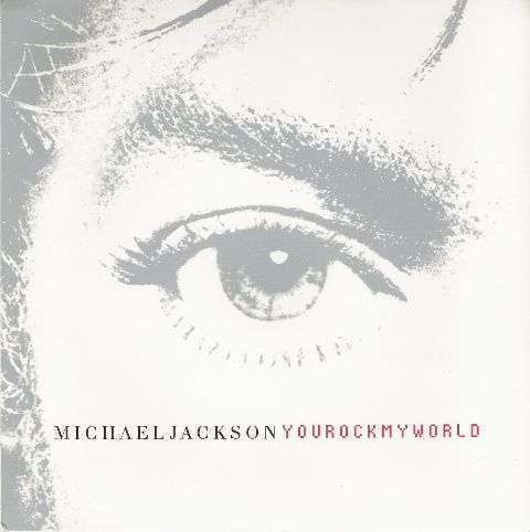 Coverafbeelding Michael Jackson - You Rock My World