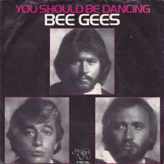 Coverafbeelding Bee Gees - You Should Be Dancing