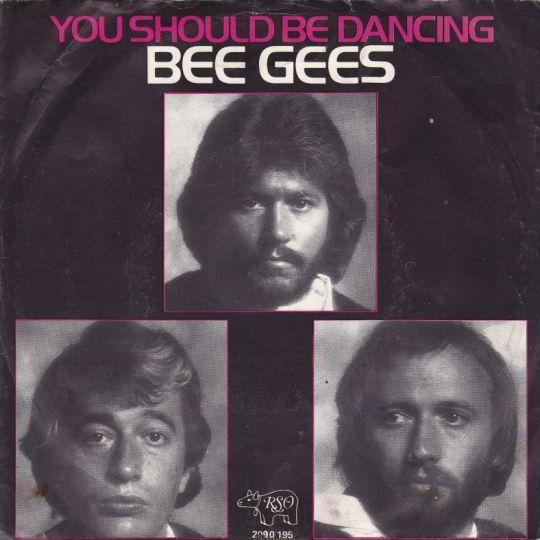 Coverafbeelding Bee Gees - You Should Be Dancing