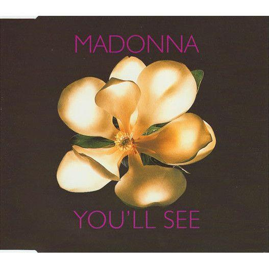 Coverafbeelding You'll See - Madonna