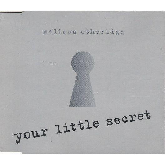 Coverafbeelding Your Little Secret - Melissa Etheridge