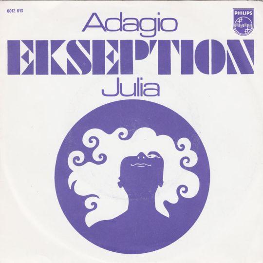 Coverafbeelding Adagio - Ekseption