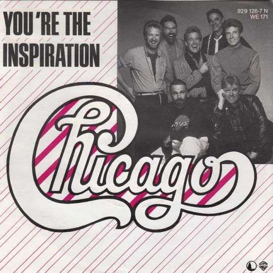 Coverafbeelding You're The Inspiration - Chicago