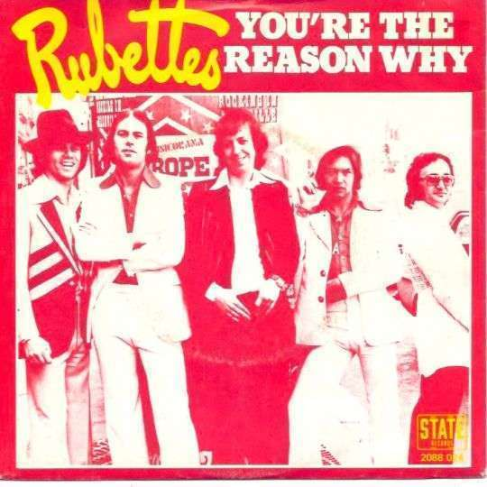 Coverafbeelding You're The Reason Why - Rubettes