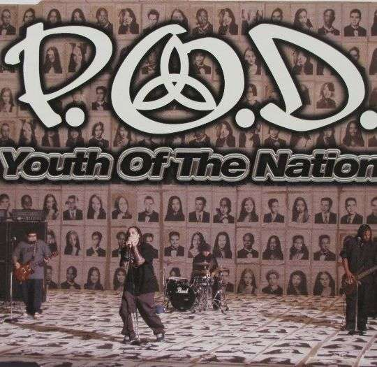 Coverafbeelding Youth Of The Nation - P.o.d.
