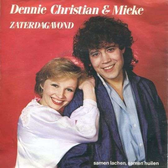 Coverafbeelding Zaterdagavond - Dennie Christian & Mieke